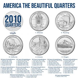 2010 America the Beautiful Quarters
