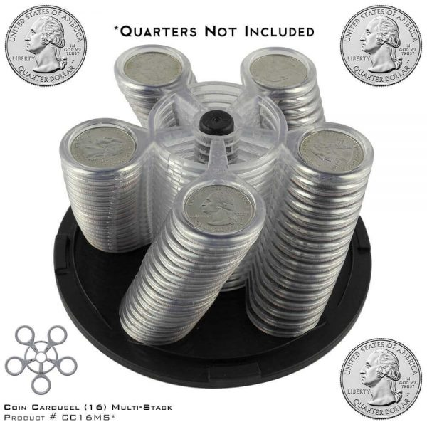 Coin Carousel_CC16MS