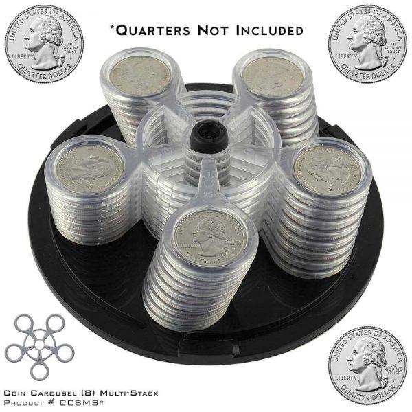 Coin Carousel_CC8MS