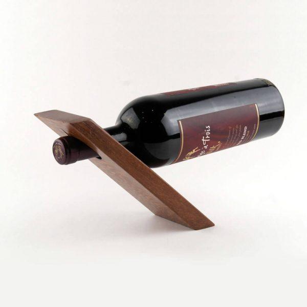 Wine Bottle Holder by Viejo